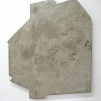 Fassadenreflief   Gasbeton, Putzmörtel, 2009Ausstellung 'Kanalisierung' C15, Sammlung Ulla und Heinz Lohmann im Rahmen des Architektursommers 2009, Hamburg