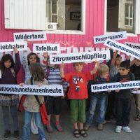 Wortfindungsamt, partizipatorisches Kunstprojekt im öffentlichen Raum, Hamburg