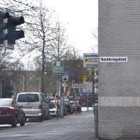 Wortfindungsamt, partizipatorisches Kunstprojekt im öffentlichen Raum, Hildesheim, 2015